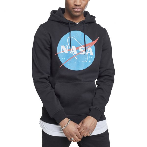 Mister Tee Fleece Hoody - NASA