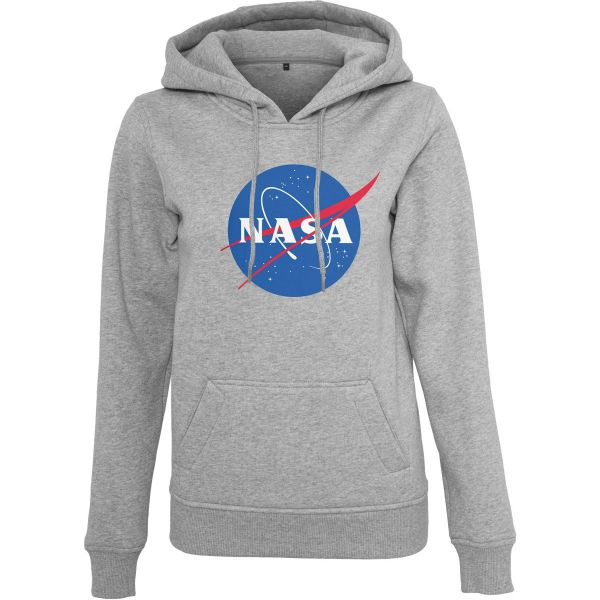 Mister Tee Ladies Fleece Hoody - NASA