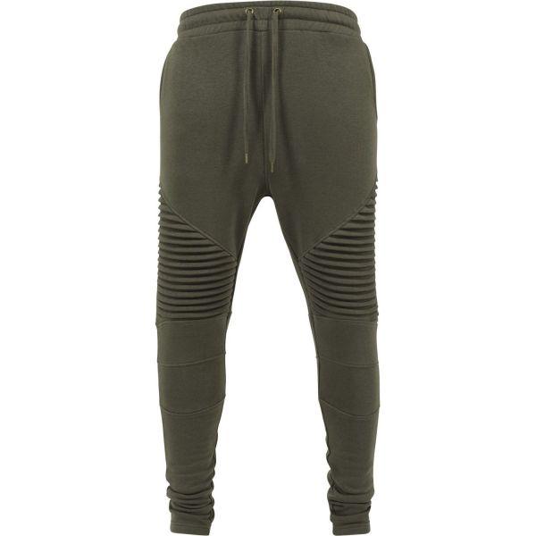 Urban Classics - PLEATS Freizeit Hose Sweatpants