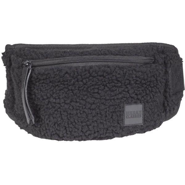 Urban Classics - SHERPA Mini Hipbag Hüfttasche schwarz