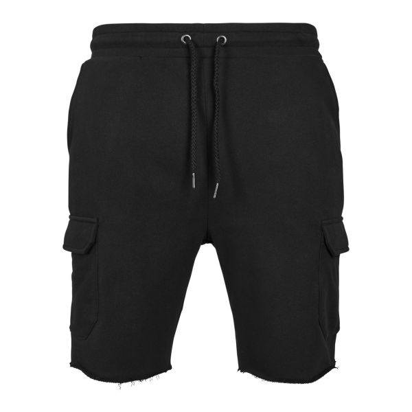 Urban Classics - Open Edge Terry Cargo Sweat Shorts