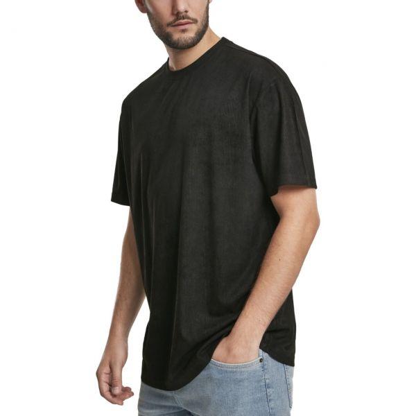 Urban Classics - Oversized Peached Rib Shirt