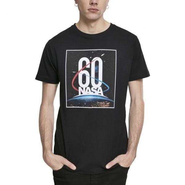 Mister Tee Shirt - NASA 60th Anniversary schwarz