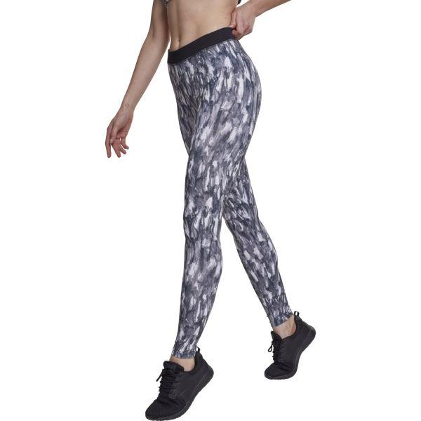 Urban Classics Ladies - Active Graphic Stretch Leggings
