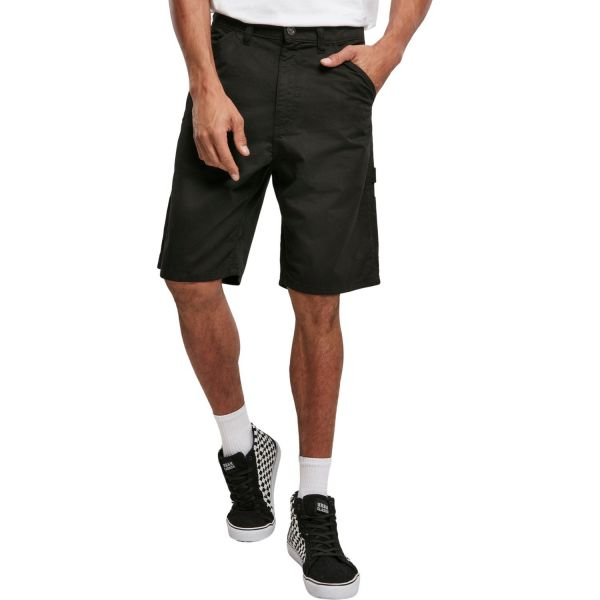Urban Classics - Carpenter Cotton Twill Long Shorts