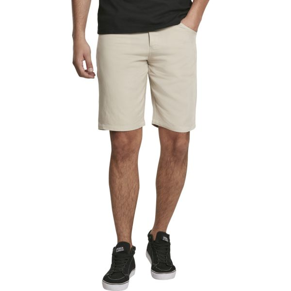 Urban Classics - Viscose Twill Chino Shorts