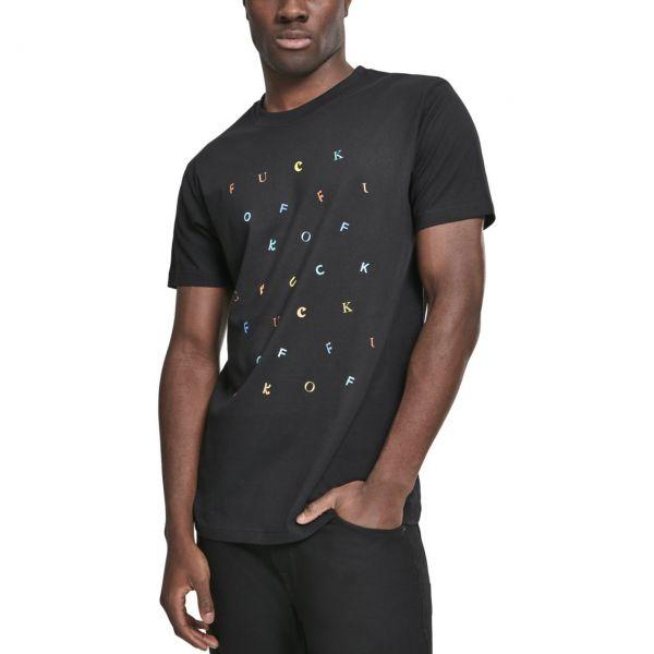 Mister Tee Shirt - F#?K YOU Coloured