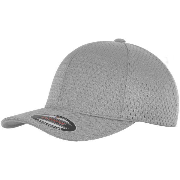 Flexfit Athletic Mesh Stretchable Cap - black