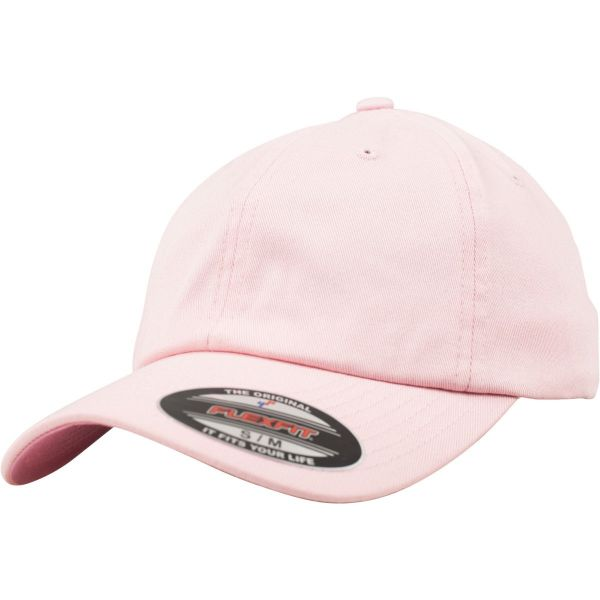 Flexfit Cotton Twill Dad Stretch Cap