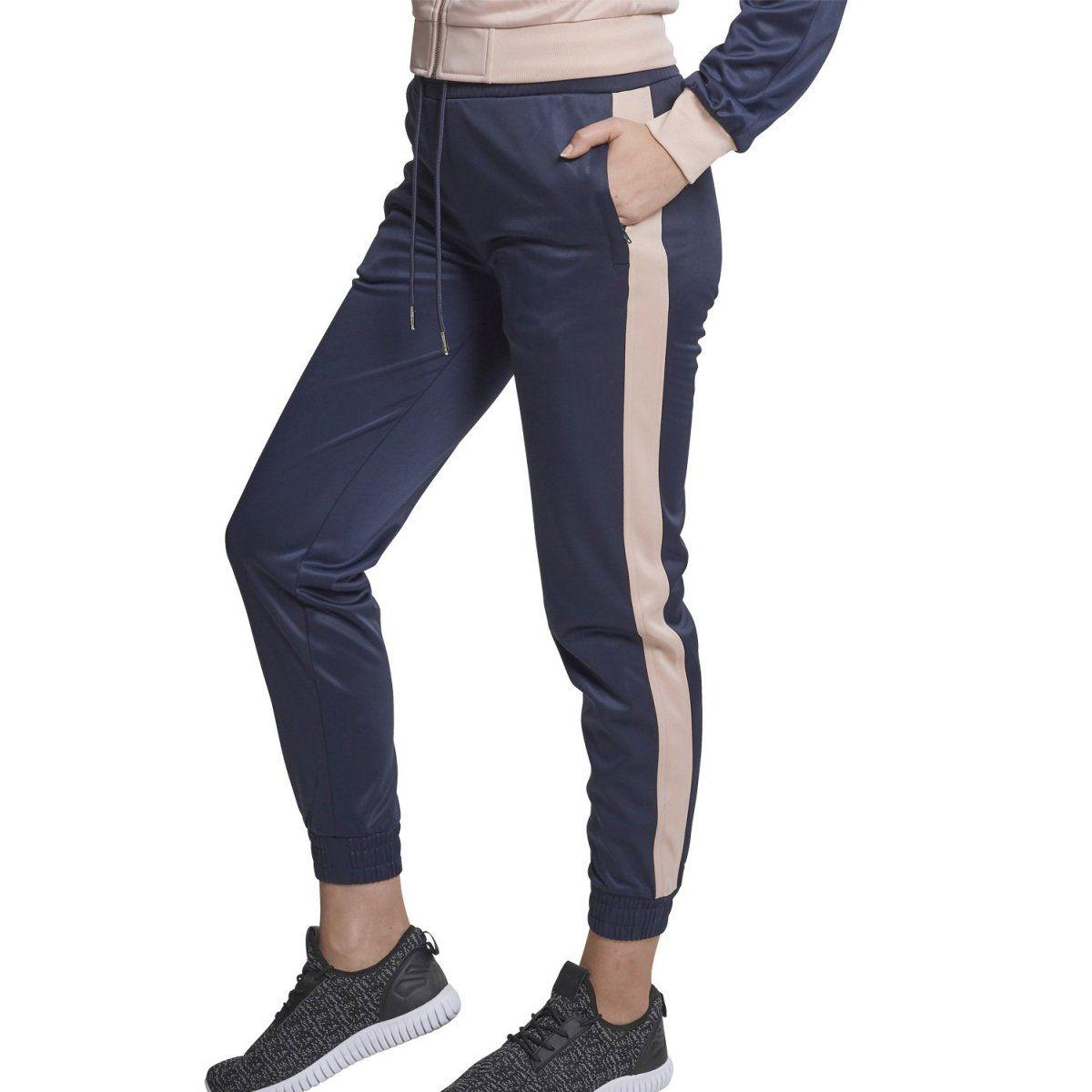 Urban Classics Ladies - Cuff Track Pants Sport Fitness Hose