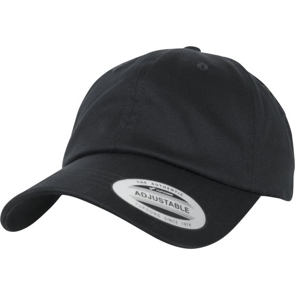 Flexfit Low Profile Organic Cotton Bio-Baumwolle Cap