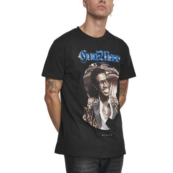 Merchcode Shirt - Gucci Mane Leopard schwarz