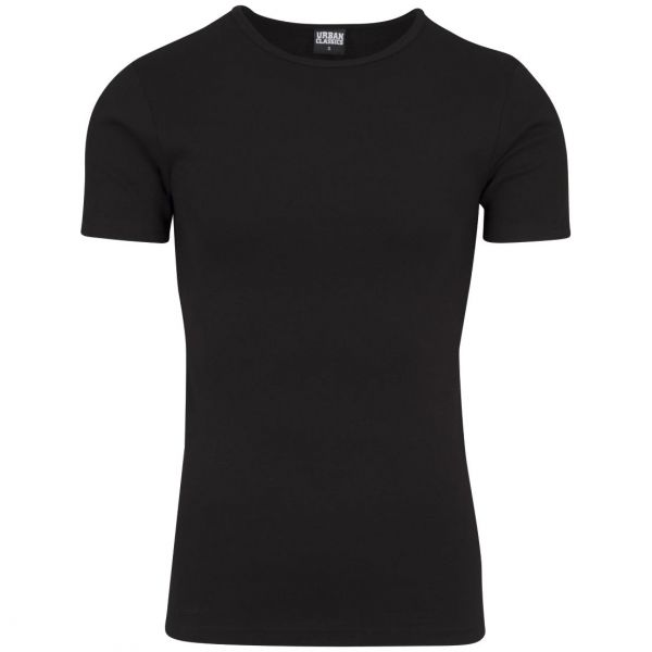 Urban Classics - BASIC Seamless Underwear Shirt 2er Pack