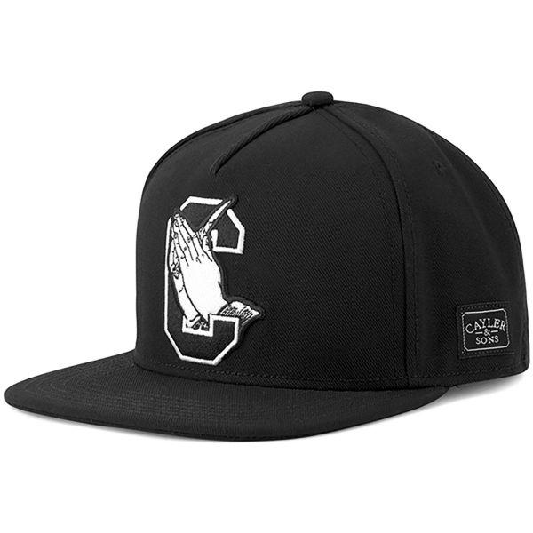 Cayler & Sons Snapback Cap - ENEMIES schwarz