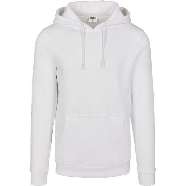 Urban Classics - ORGANIC Basic Hoody white