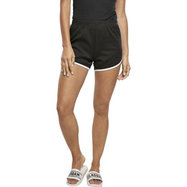 Urban Classics Ladies - Organic Interlock Retro Hotpants