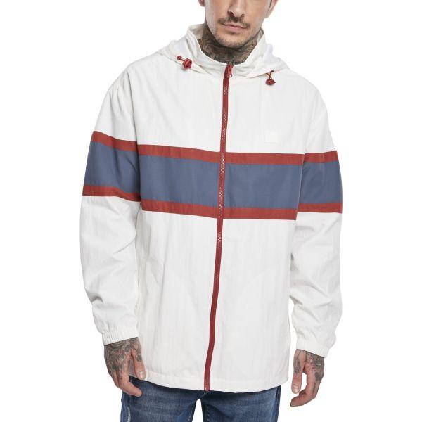 Urban Classics - CRINKLE Windbreaker Anorak Jacket