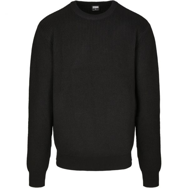 Urban Classics - Cardigan Stitch Sweater Pullover