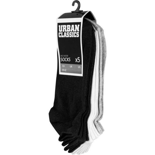 Urban Classics - NO SHOW Kurzsocken 5er Pack