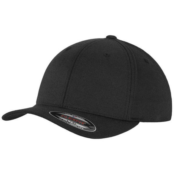 Flexfit BAMBOO Stretchable Vegan Cap - schwarz