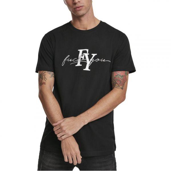 Mister Tee Shirt - F?#K YOU Signature