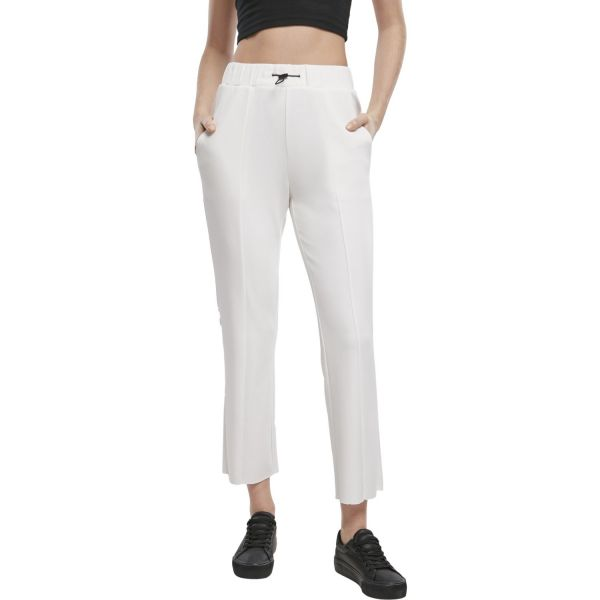 Urban Classics Ladies - Soft Interlock Stretch 7/8 Hose