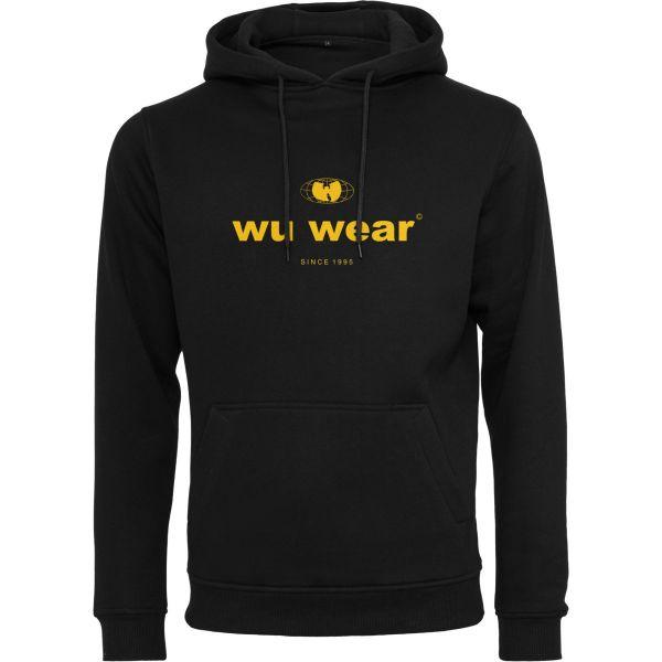 Wu-Wear Hip Hop Hoody - Since 1995 heather grey