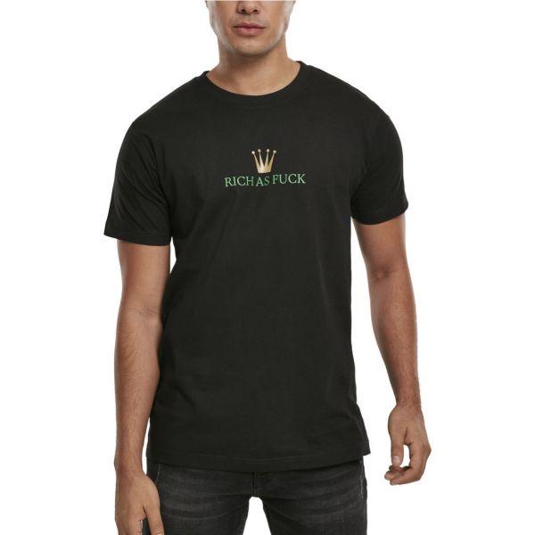 Mister Tee Shirt - RICH AS F##K