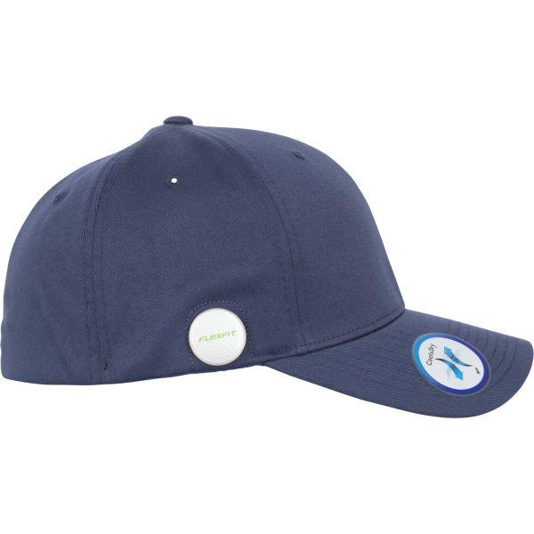Flexfit Stretchable Golfer Magnetic Button Cap