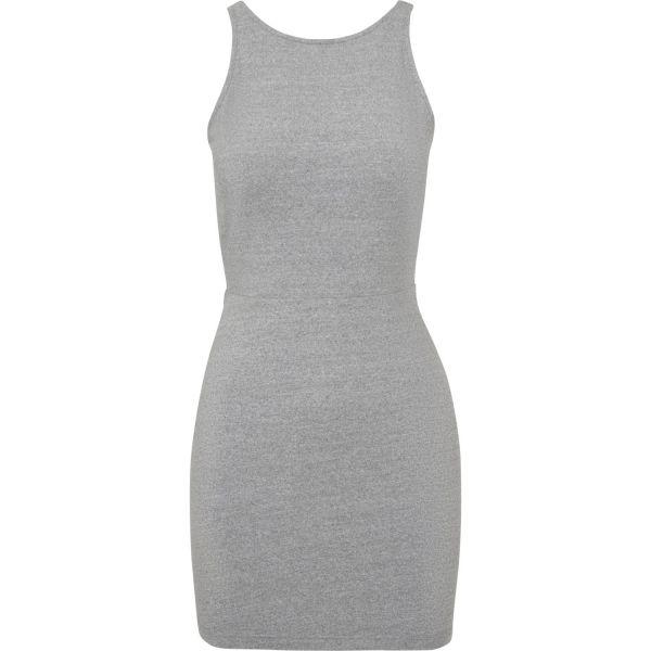 Urban Classics Ladies - Back Cut Sommer Mini Kleid