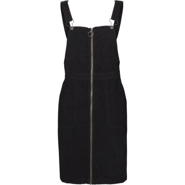 Urban Classics Ladies - Dungaree Latzhose Kord Kleid