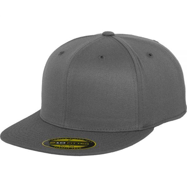 Flexfit Premium 210 Fitted Cap - black