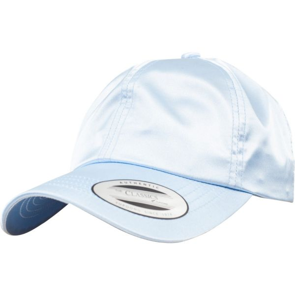 Flexfit Low Profile SATIN Strapback Cap