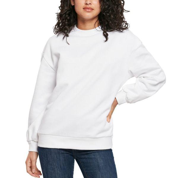 Urban Classics Ladies - ORGANIC Oversized Pullover Crewneck