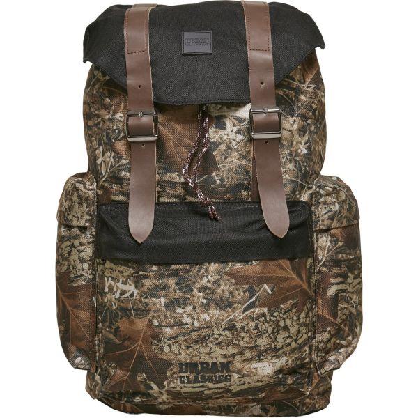Urban Classics - Real Tree Camo Backpack Rucksack Tasche