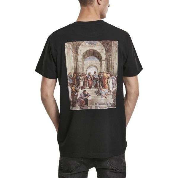 Mister Tee Shirt - CREW LOVE schwarz
