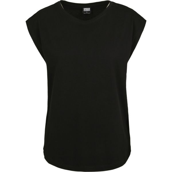 Urban Classics Ladies - Basic Shaped Top Shirt