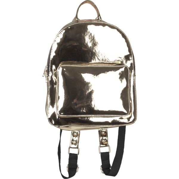 Urban Classics - MIDI Metallic Backpack Fashion Rucksack