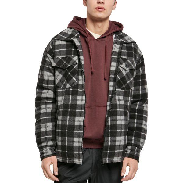 Urban Classics - Flanell Teddy Shirt Jacke