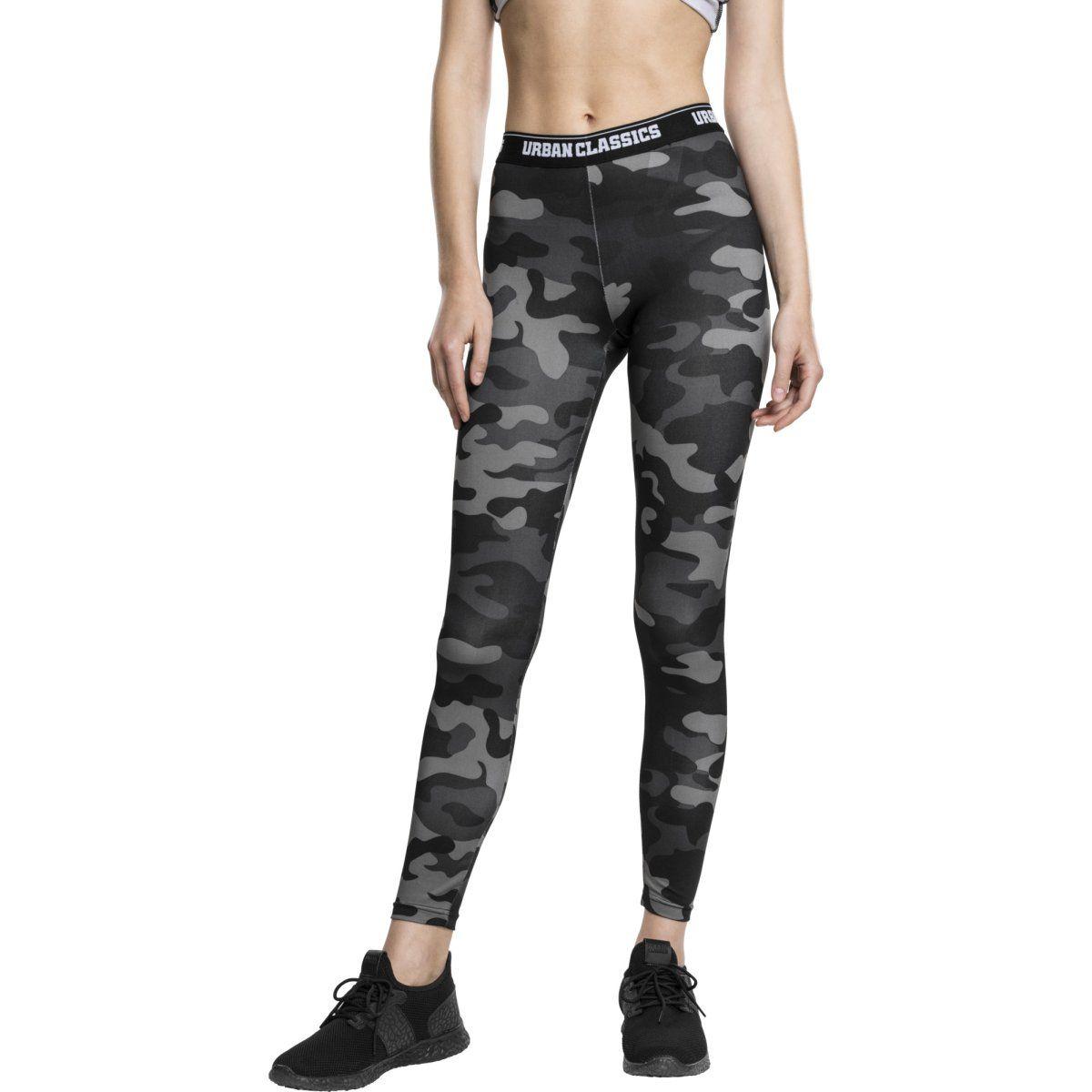 Urban Classics Ladies - SPORT Fitness Stretch Sport Leggings