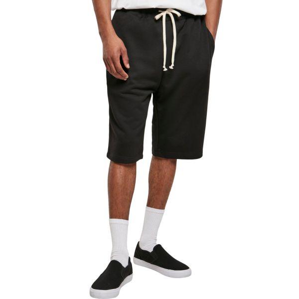 Urban Classics - Low Crotch Sweatshorts noir