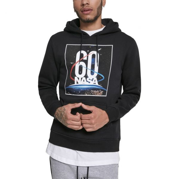 Mister Tee Hoody - NASA 60th Anniversary black