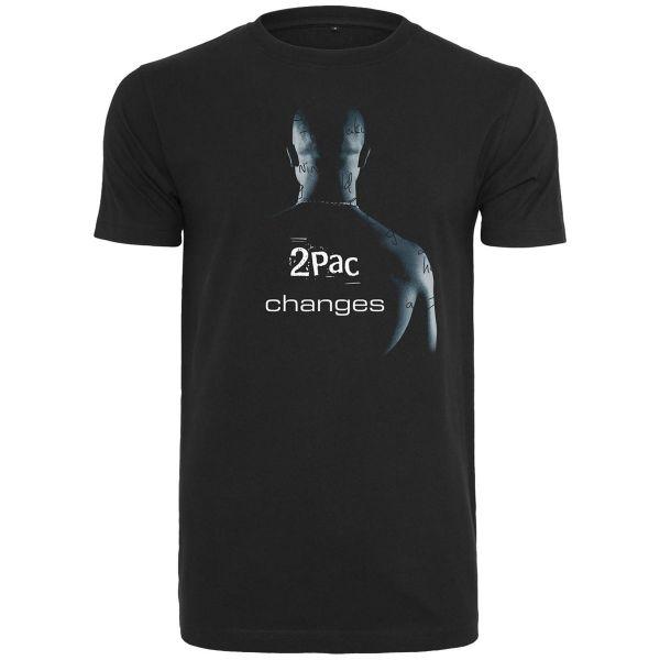 Merchcode Shirt - 2PAC Changes schwarz