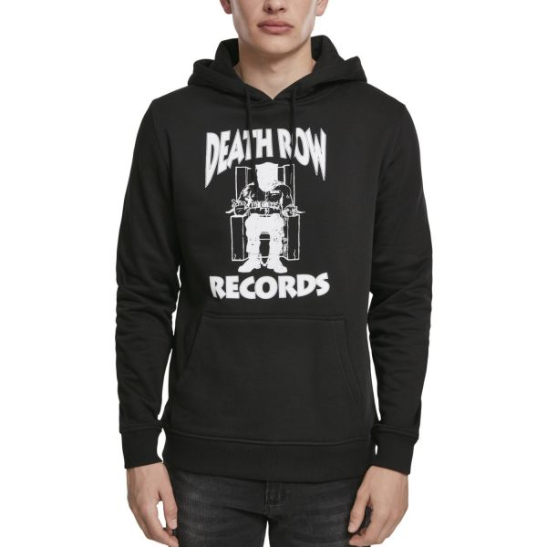 Merchcode Fleece Hoody - Death Row Records schwarz