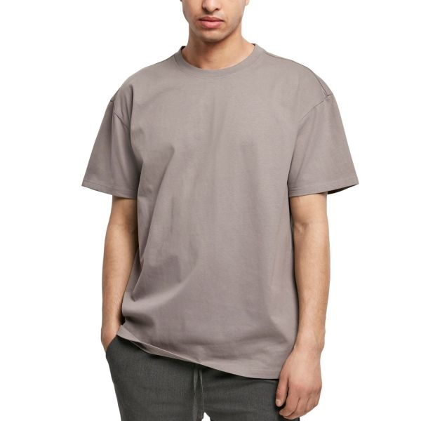 Urban Classics - HEAVY Oversized Shirt grey