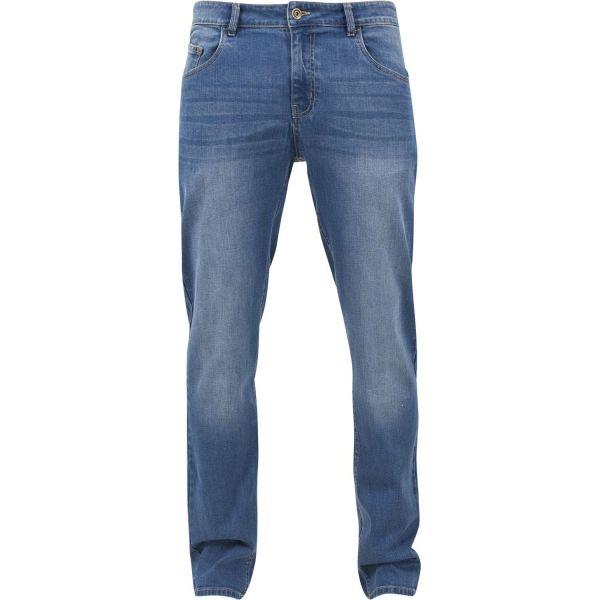 Urban Classics - STRETCH DENIM Jeans black washed