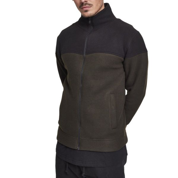 Urban Classics - POLAR Fleece Oversized Winter Jacke