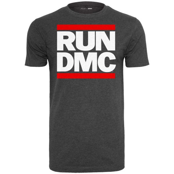 Merchcode Shirt - RUN DMC charcoal