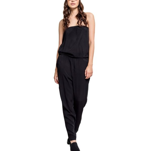 the latest 83d83 f2fd6 Urban Classics Ladies - Bandeau Sommer Overall Jumpsuit