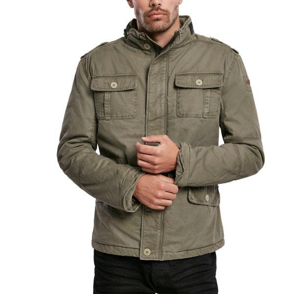Brandit Britannia Winter Jacket Homme
